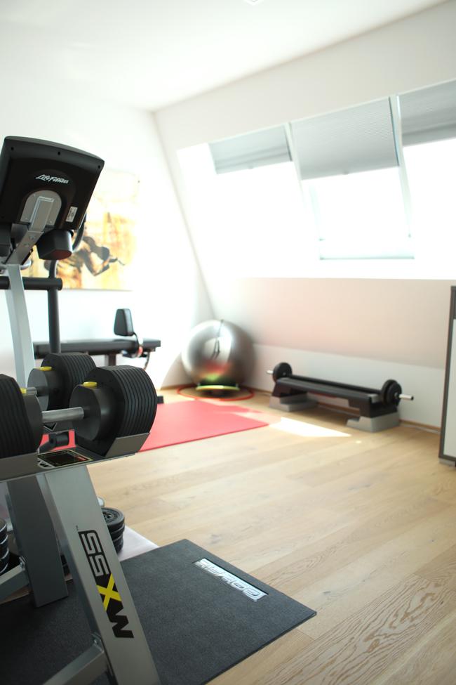 Luxus fitnesscenter  Home Fitness statt Fitnesscenter: Warum? - collected by Katja ...