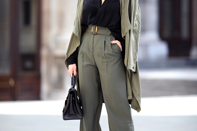 collected by Katja, Culottes, Duster Coat, Cowboy Stiefeletten, Modetrends 2019, Trend F/S 2019, lifestyle blog, Modeblog Österreich, fashion blog Austria